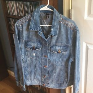💕Victoria's Secret Jean jacket!